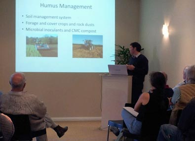 Humus Management Seminar presentation